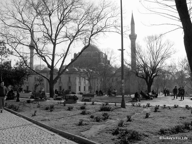 Beyazıt Camii, Istanbul