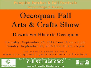 Pumpkin Patches near Woodbridge Virginia 2015, Occoquan Fall Arts & Crafts Show 2015