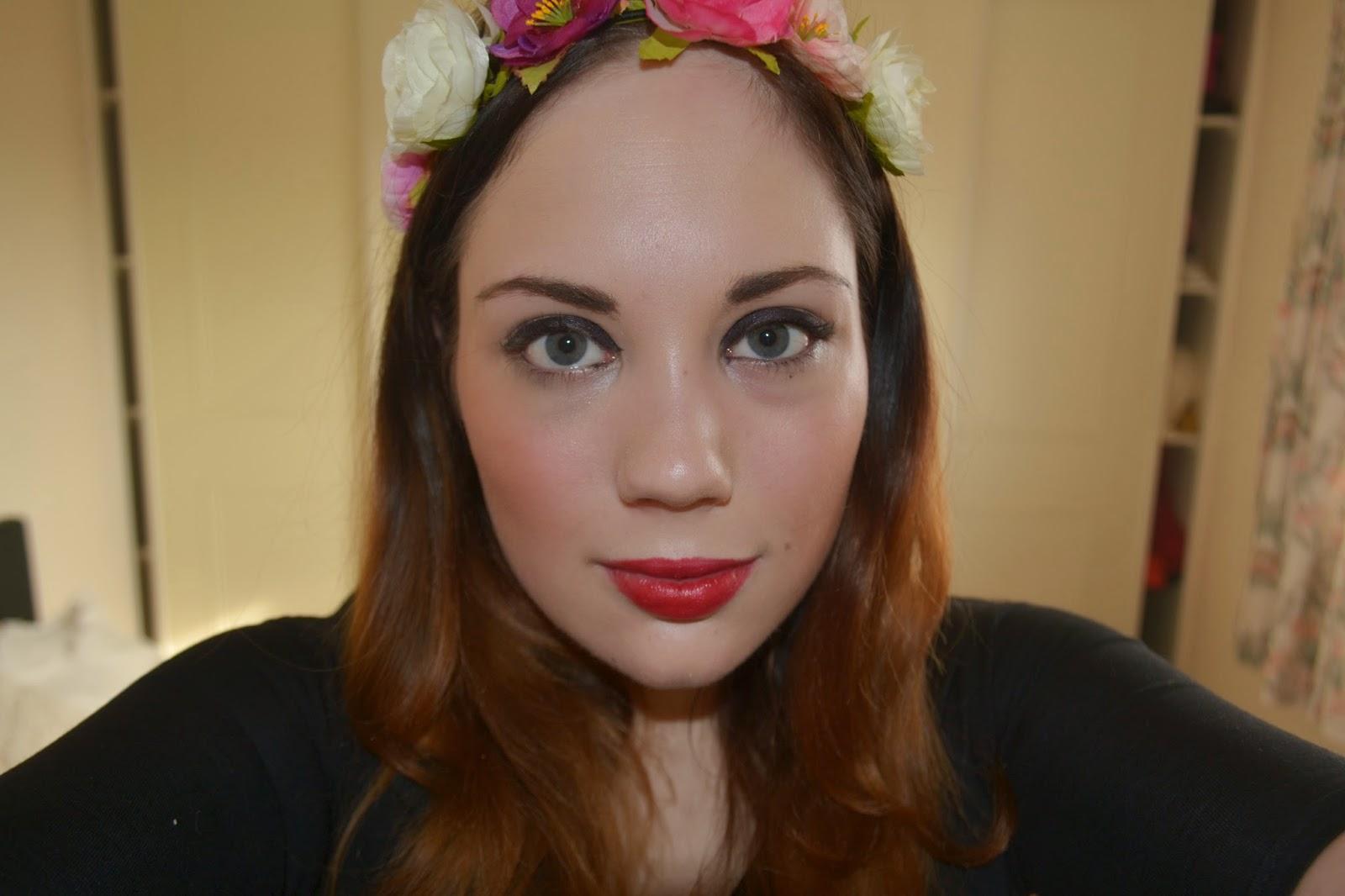 Festival Makeup