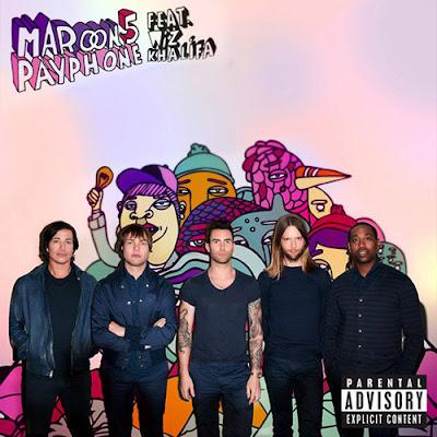 Maroon 5 - Payphone (feat. Wiz Khalifa)