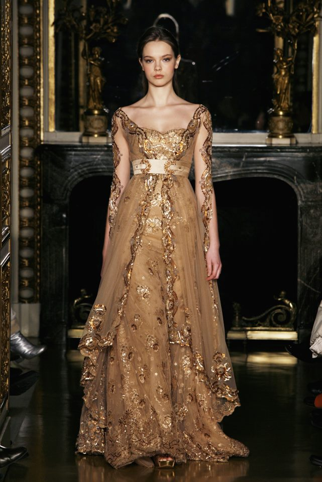 1001 fashion trends zuhair murad haute couture dresses for Haute couture gowns