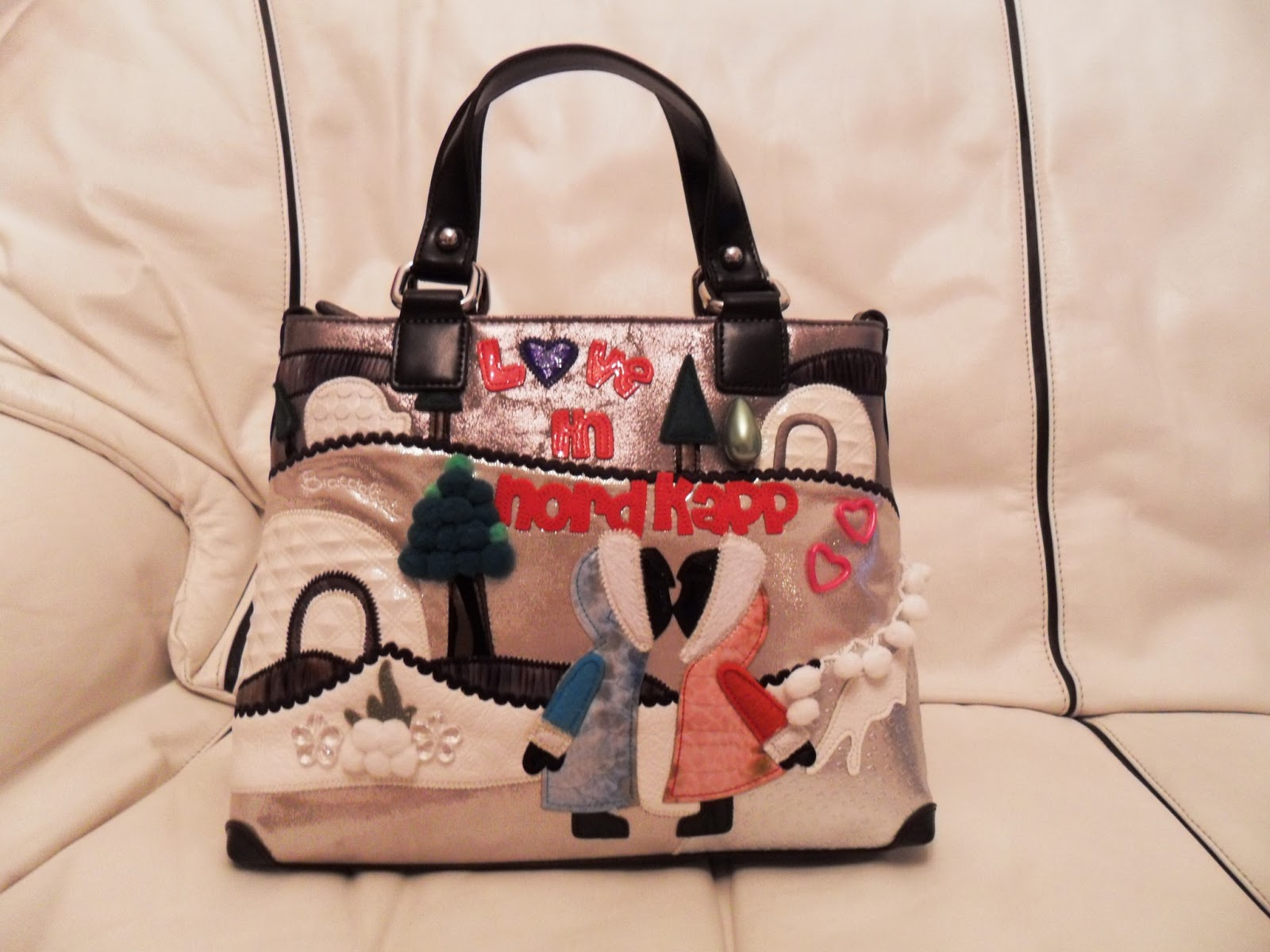 NEW IN__ Braccialini bag