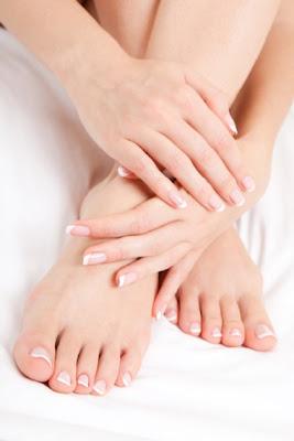 Cách làm trắng da tay, chân tại ngay nhà bạn