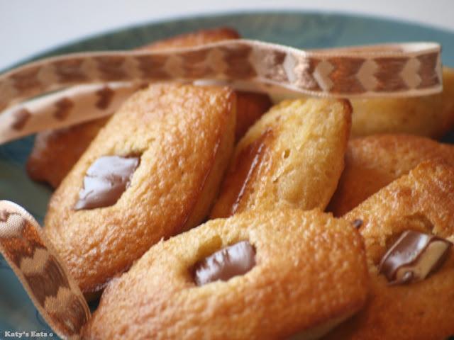 Madeleines vanillées, madeleines, madeleines maison, recette madeleine