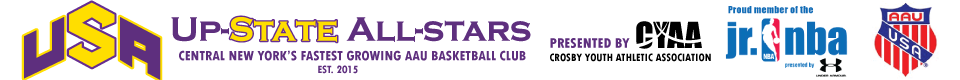 Up-State All-Stars | Syracuse AAU & Club Basketball