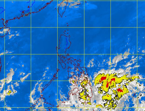 LPA expected to enter PAR today January 2, 2013
