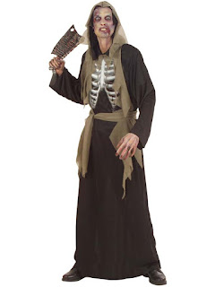 Halloween Kostume zombie udklædning