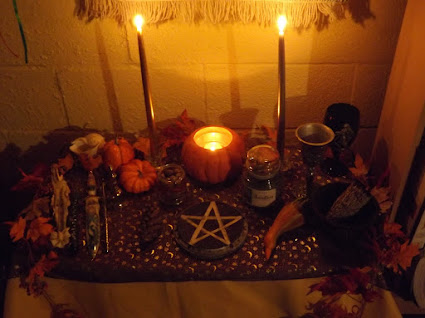 Blessed Samhain!