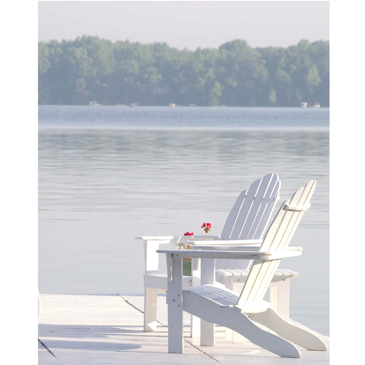 Roomations Summer Essentials Adirondack Chairs