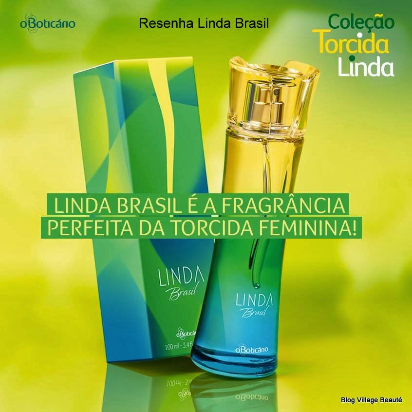 PERFUME LINDA BRASIL
