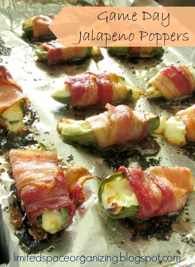 Homemade Jalapeno Poppers