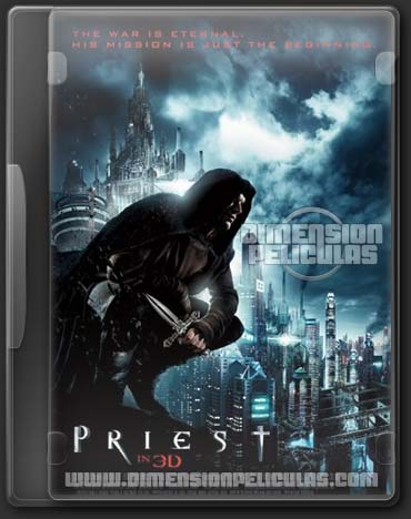 Priest (BRRip HD Ingles Subtitulado) (2011)