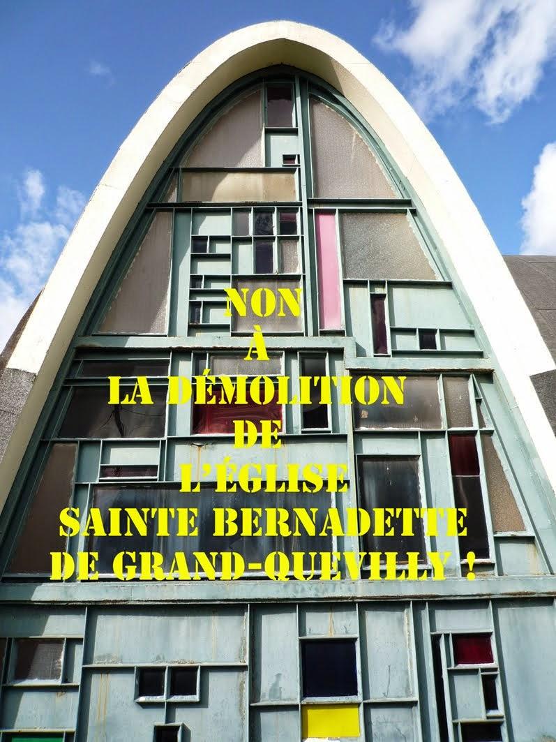 Sainte Bernadette vivra !