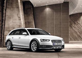 2013 Audi Model Highlights