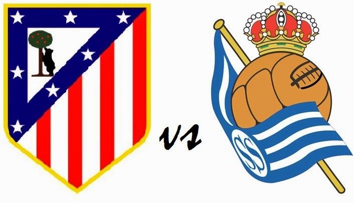 Atlético de Madrid vs Real Sociedad Formación, Pronostico y Resultados 07-04-2015