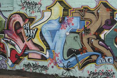 Galery Photo graffiti ATX 3D strett