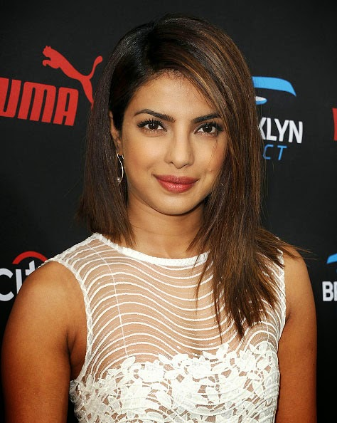 Priyanka Chopra Pre-grammy Brunch