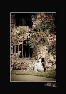 sposi a milano castello sforzesco romantica