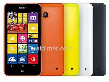 Nokia Lumia 638 Mobile