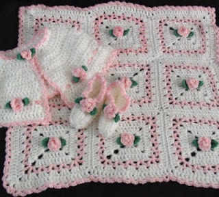 Bebek Battaniyeleri 2013 Yeni Örgü Modelleri