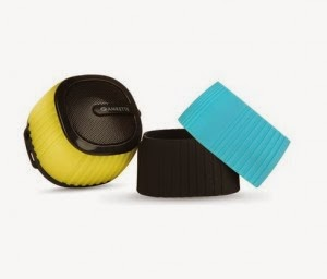 eBay: Buy Amkette Trubeats Pixie Portable Bluetooth Speaker & Mic Rs.1354