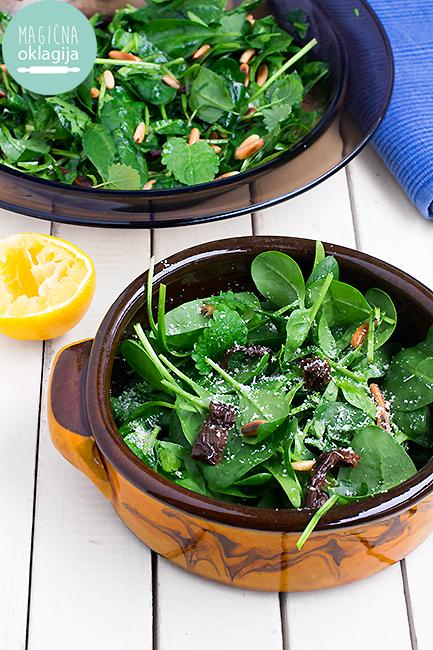 Salata od spanaća