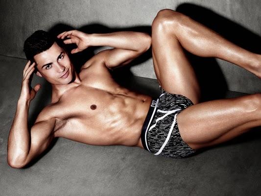 Cristiano Ronaldo consejos personales de salud fitness entrenamiento forma física