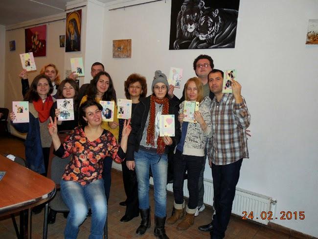 Dragobete blogoslovit la Craiova