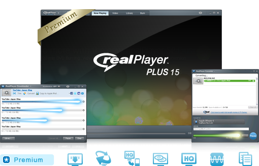 RealPlayer Plus 15.0.6.14 Final Version