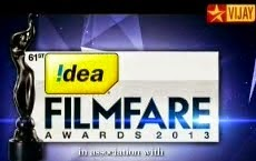 Watch Vijay Tv Film Fare 61st Awards 17-08-2014 Vijay Tv Full Program Show 17th August 2014 HD Youtube Watch Online Free Download