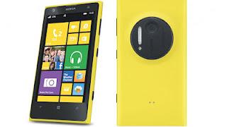 Spesifikasi dan Harga Nokia Lumia 1020 terbaru