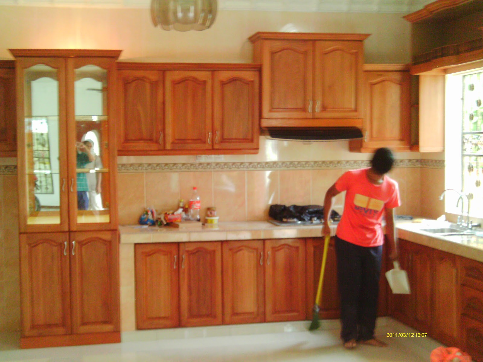 Pakar Ubahsuai Rumah Gambar Gambar Kitchen Kabinet 2012