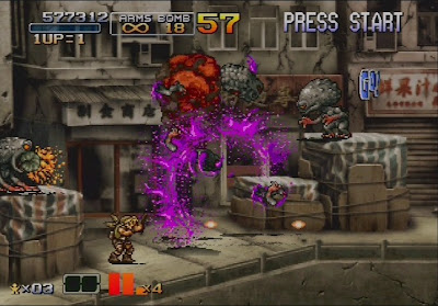 Softwares and Games: metal slug 6 full version pc game free download