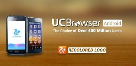 UC Browser 9.9.2 untuk Android