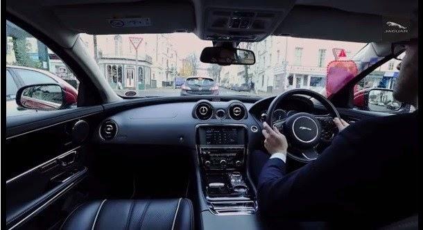 """Jaguar - Land Rover desarrollo pilares A, B Y C """"transparentes"""" (vídeo)"""