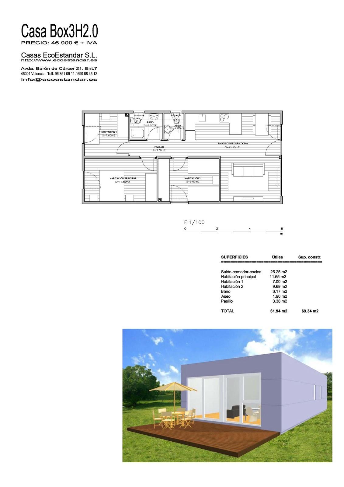 Casa de quita y pon casas prefabricadas econ micas de - Casas prefabricadas calidad ...