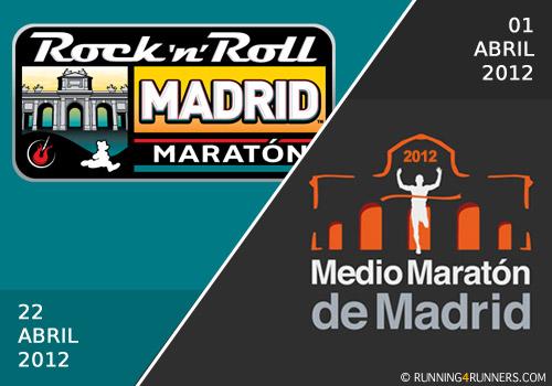 Rock 'n' Roll Madrid Maratón y Medio Maratón ASICS Villa de Madrid