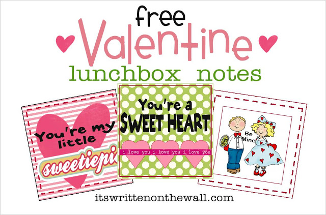 A LITTLE LOVE IN THE LUNCHBOX!