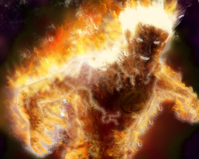 Human Torch (Marvel Comics) Character Review