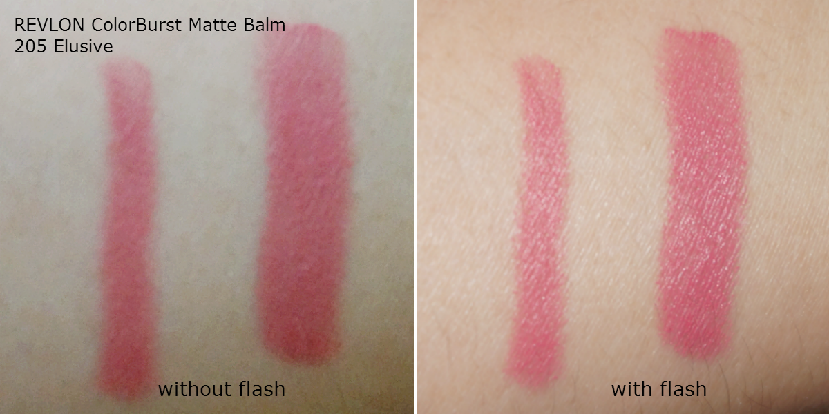 Revlon Colorburst Matte Balm in Elusive Review