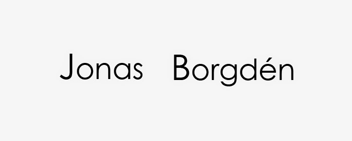 Jonas Borgdén
