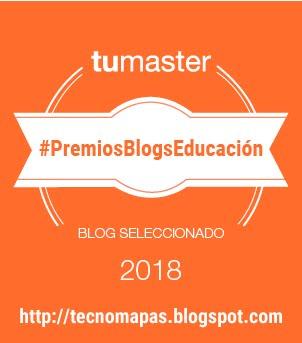 Premios Blog Educación TuMaster
