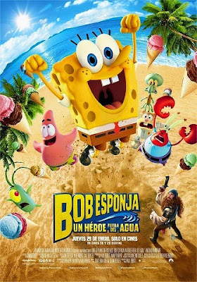 Bob Esponja: Un Héroe Fuera Del Agua – DVDRIP LATINO
