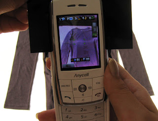 X-Ray vision with Cellphones