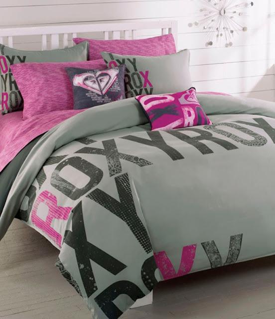 Decora y disena edredones roxy para jovencitas - Edredones para camas de 90 ...