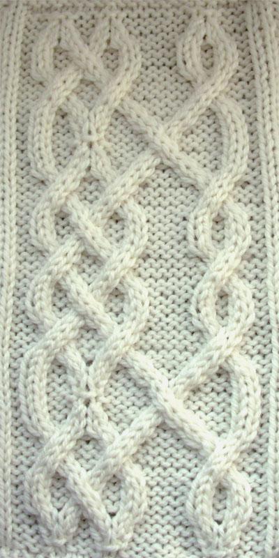 Ivanova And Carter Knit Celtic Knot 6