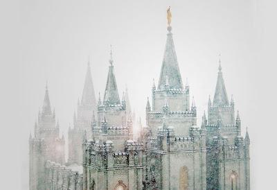 Last Days Saints Temple, Salt Lake City, Utah