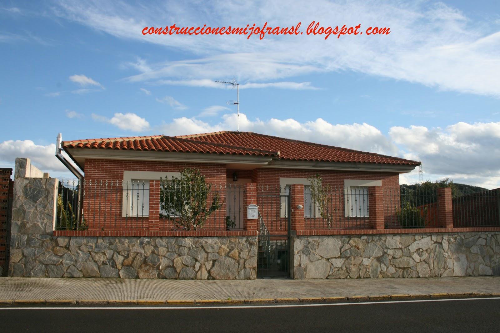 Casas De Ladrillo Rustico. Cheap Amplia Casa En San Jeronimo A ...