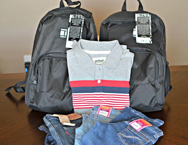 Backpacks and more at Kohls #sponosred