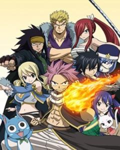 Fairy Tail 2014 Episode 85